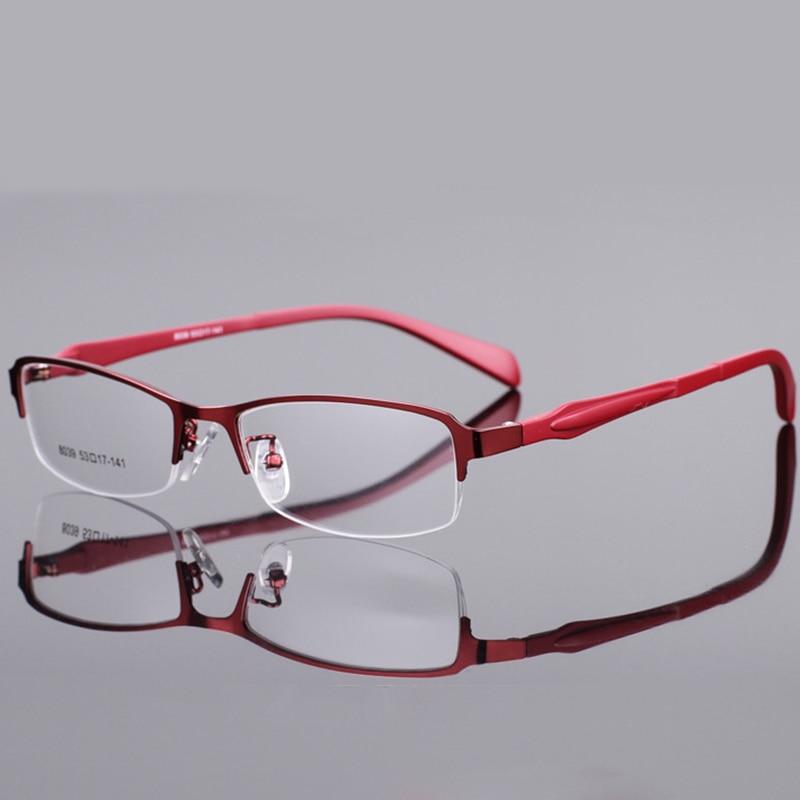 Optik gözlüklər çərçivəsi Qadın Kompüter Eynəkləri Qadın - Geyim aksesuarları - Fotoqrafiya 6