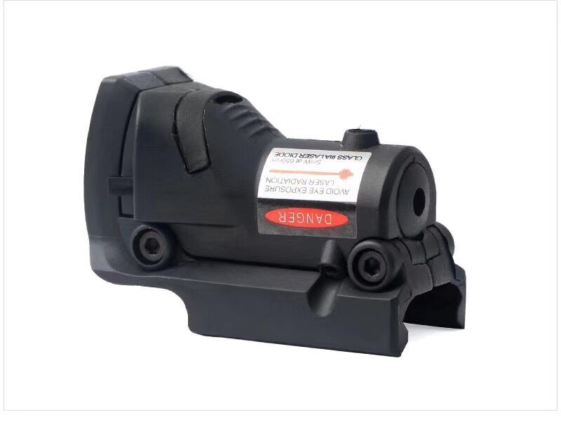 BLUCAMP Tactical 5mw Red Laser sight Scope red dot for Glock 19 23 22 17 21 37 31 20 34 35 37 38 Pistol Rifle Airsoft Hunting-2