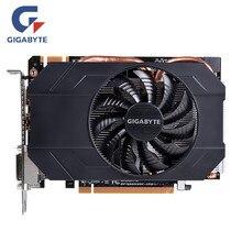 Placa de vídeo gigabyte gtx 960 2gb gpu original 128bit gddr5 placas gráficas mapa para nvidia geforce gtx960 2g pci-e x16 hdmi dvi oc