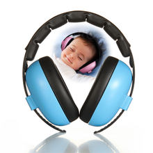 Baby Earmuffs Infant Hearing Protection Ages 0-2+ YearsTHE BEST EARMUFFS FOR BABIES & TODDLERS Soft Baby Ear Protector(China)