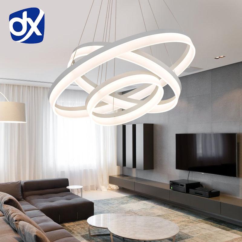 online get cheap kreis pendelleuchte -aliexpress.com | alibaba group - Moderne Hangeleuchten Wohnzimmer