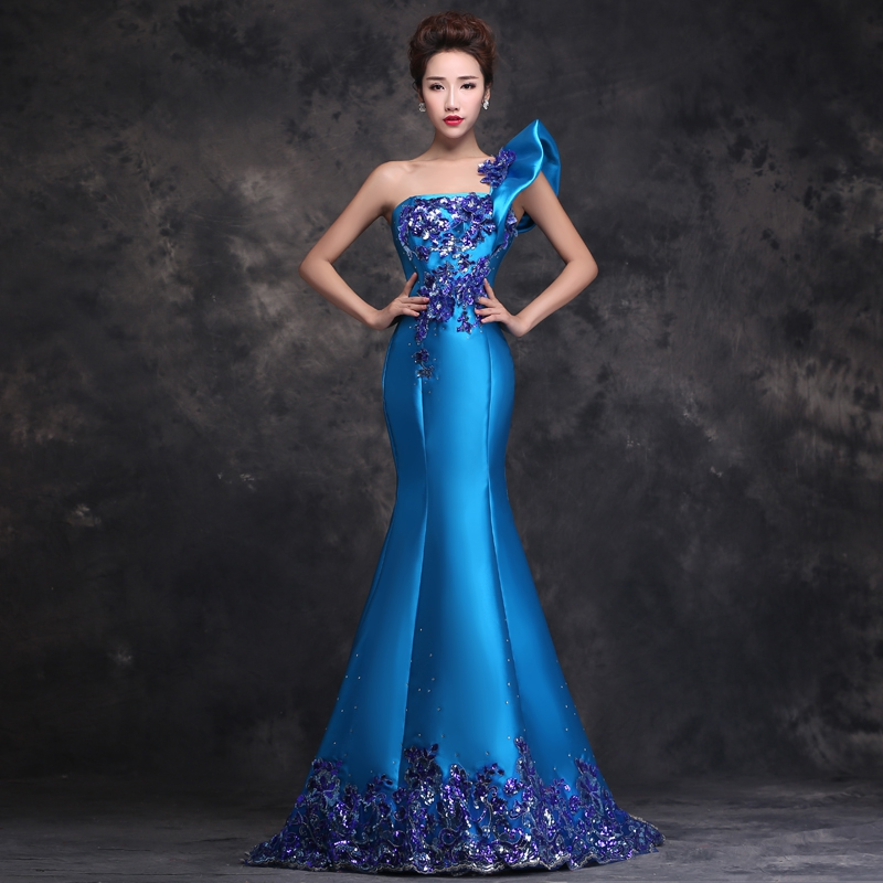 Oriental Style Evening Dresses 110