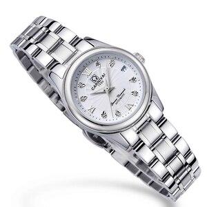 Image 2 - Carnival Women Watches Luxury Brand ladies Automatic Mechanical Watch Women Sapphire Waterproof relogio feminino C 8830 4
