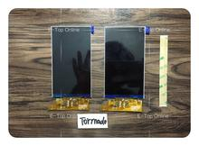For Explay Tornado SmartPhone LCD Display Screen ( Not Touch screen Digitizer Sensor)+ 3M Sticker free tracking