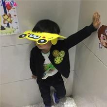 Новый Регулируемый ЕВА Мягкий Детский Шампунь Шапочка Для Душа Baby Care Ванна защита Шляпа Для Детей 18 Стили Ребенок Козырек Мытья Волос Caps