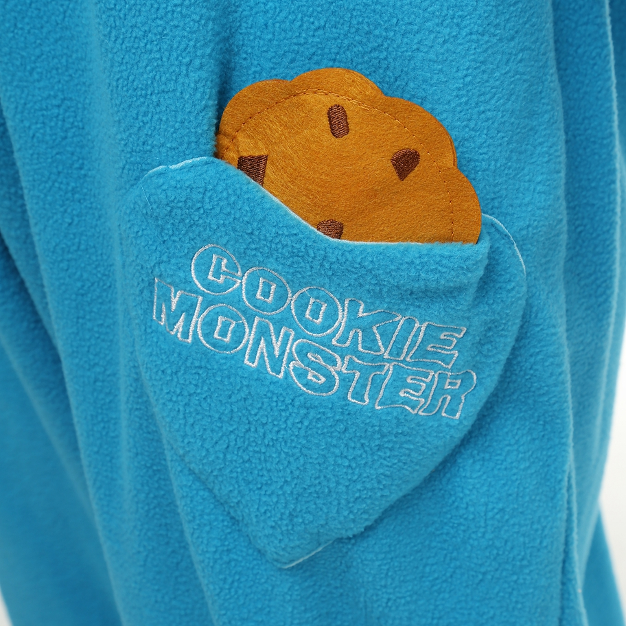 Adults-Polar-Fleece-Kigurumi-Cookie-Monster-Cosplay-Costume-Animal-Onesie-Pajamas-Halloween-Carnival-Masquerade-Party-Jumpsuit (5)