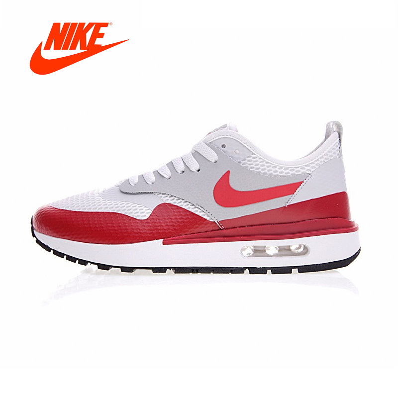 Original New Arrival Authentic Nike Air Max 1 Royal SE SP Men Running Shoes Men's Outdoor Sport Sneakers Comfortable Breathable nike original new arrival mens skateboarding shoes breathable comfortable for men 902807 001