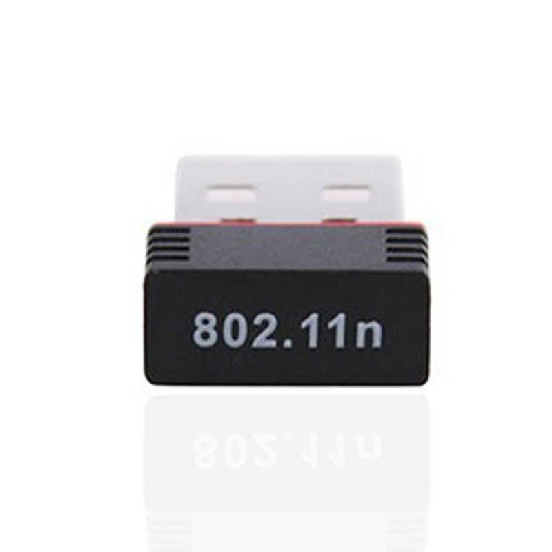 TEROW MT7601 tarjeta de red inalámbrica WiFi 150M USB 2,0 802,11 b/g/n adaptadores WiFi adaptador LAN adaptador de señal de antena wi-fi
