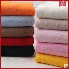 Fleecelth, DIY плюш, короткий плюш, коралловый бархат, ткань подкладки одежды, байковая ткань 100*160 см