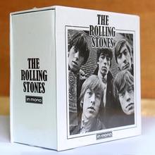 La Revista Rolling Stone En Rolling Stone CD Chino Mono 15CD Box Set Envío Libre VERSIÓN de la NUEVA Fábrica SELLADA