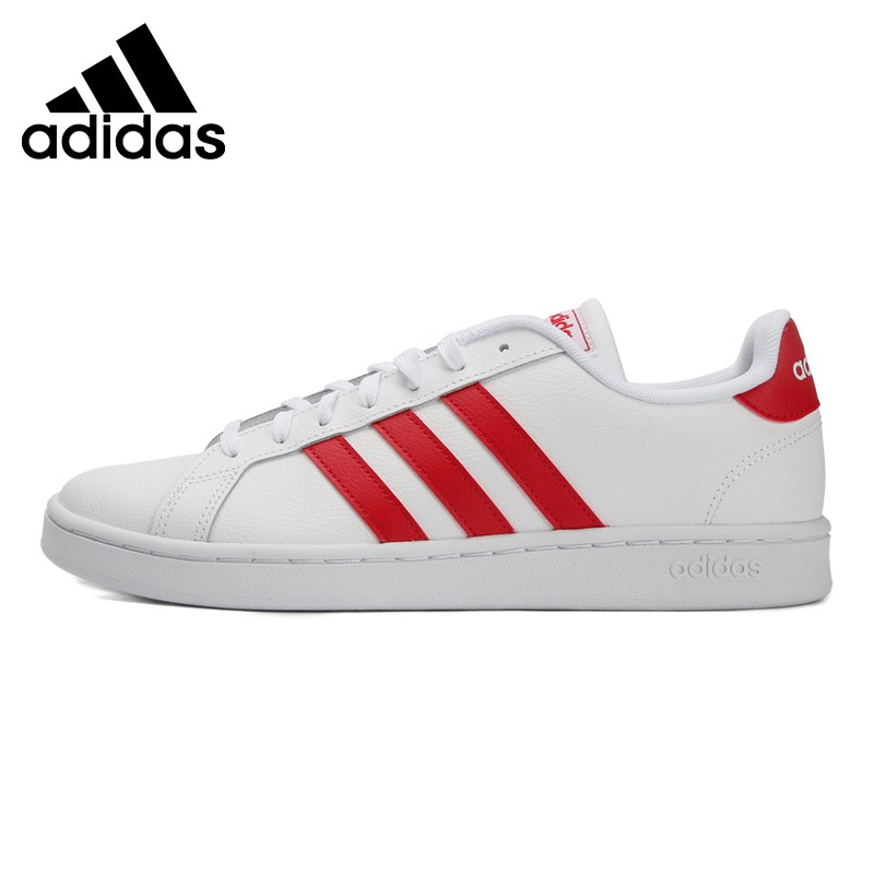Original New Arrival 2019 Adidas Originals GRAND COURT Unisex  Skateboarding Shoes SneakersOriginal New Arrival 2019 Adidas Originals GRAND COURT Unisex  Skateboarding Shoes Sneakers