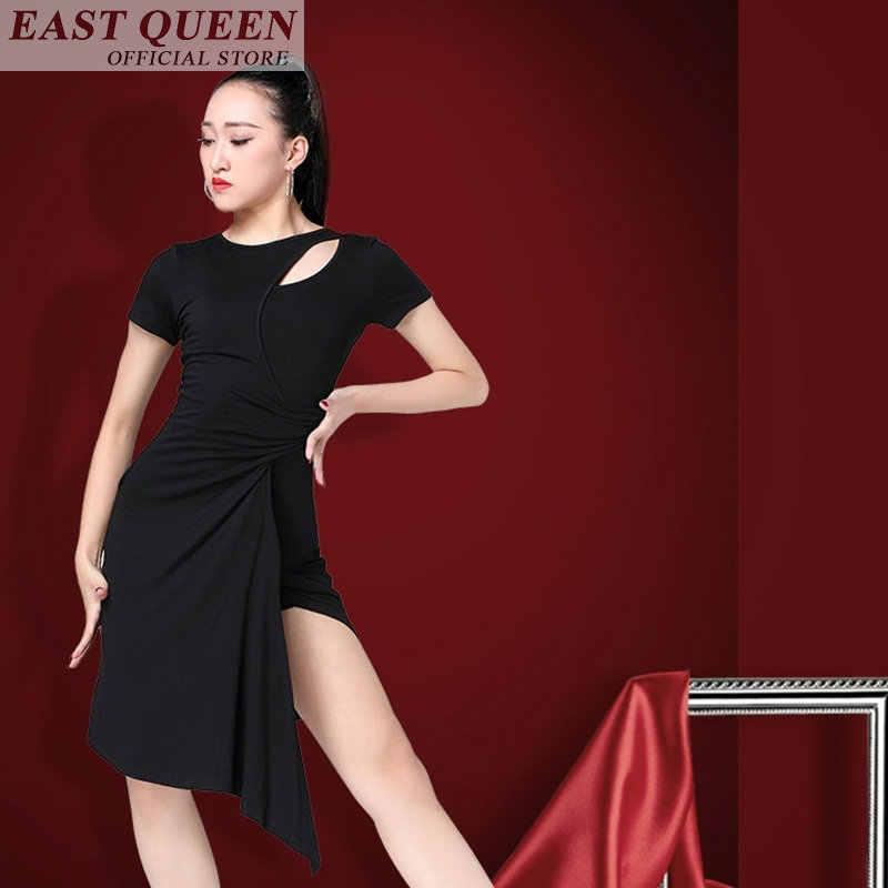 Танго ча Румба для самбы и латинских танцев платья для латинских танцев женское платье для бальных танцев Горячая сексуальная сцена для женщин FF578 A