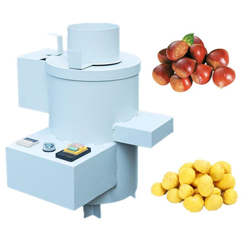 Home use chestnut peeler peeling machine for saleHome use chestnut peeler peeling machine for sale