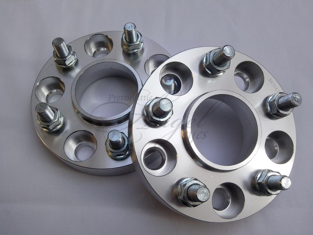 One pair of (2 pieces), 5x100 Center hole of 56.1 mm, wheel adapter, spacers, suitable for MG5,MG6,MG7 1 pair car aluminum wheel spacer adapter hub flange 5x100 25mm for mg5 mg6 mg7 mg350 mg550 mg750