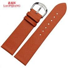 Laopijiangleather reloj con adecuada cuarzo 22 mm K2G23120 | K2G21138