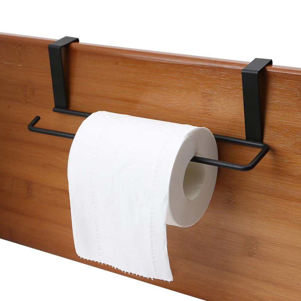 Rolled Towels In Bathroom: Aliexpress.com : Buy Kitchen Bathroom Paper Holder Hanger