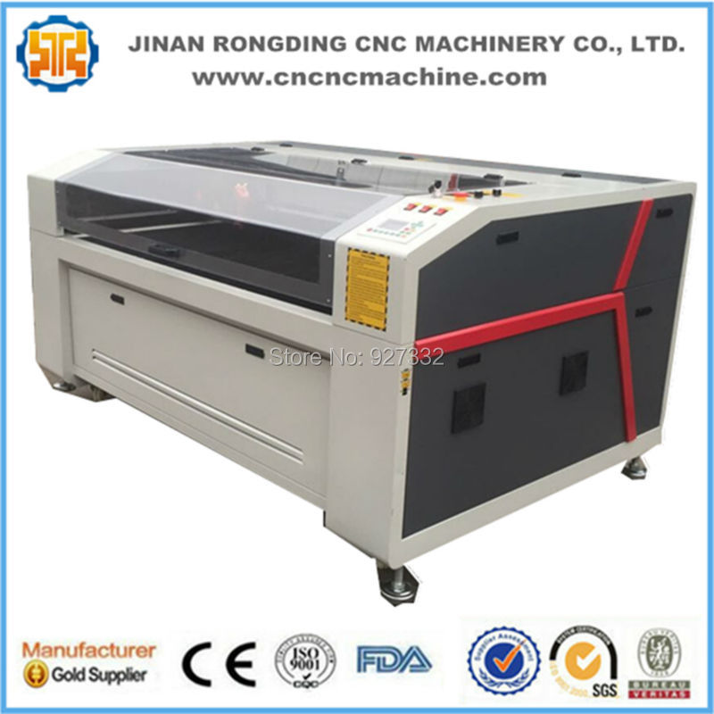 Chine célèbre machine de gravure laser en verre avec graveur laser rotatif/1390 de bureau