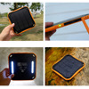 Universal 5600mah Solar Power Bank for Phone Battery Solar Charger Power Bank External Solar Battery For iPhone Samsung Phone