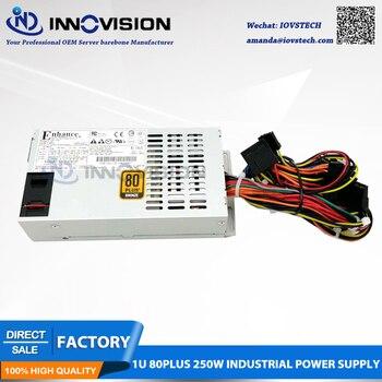 High efficiency Rated 1U 250W Flex  server Power Supply PSU 80Plus PSU