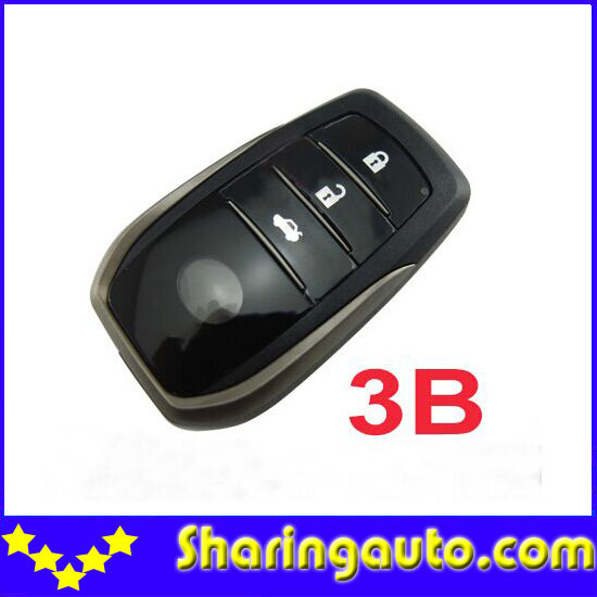 Free shipping Smart Remote Key Shell 3 Button For Toyota Corolla Camry Crown 1 piece кроссовки rbr mechs ignite stpd