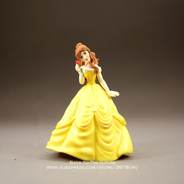 Disney Beauty and the Beast Belle Princess 10cm doll Action Figure Anime Mini Collection Figurine Toy model for children giftDisney Beauty and the Beast Belle Princess 10cm doll Action Figure Anime Mini Collection Figurine Toy model for children gift