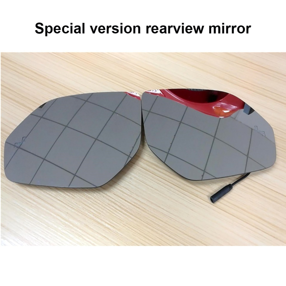Car Blind Spot Mirror Radar Detection System 43