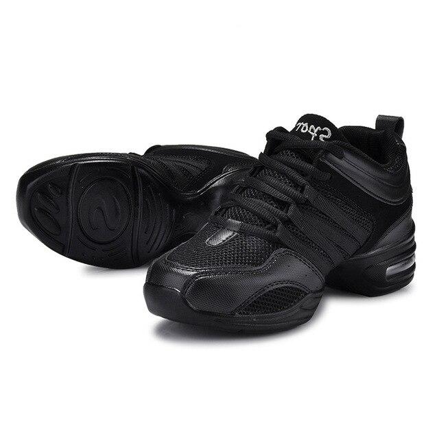 Mujeres Jazz hip hop zapatos de baile latino zapatos zapatillas deportivas  característica suela de goma respiración 236c241e66d