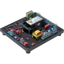 Черные туфли высокого качества автоматический Напряжение регулятор AVR SX440 с красным конденсаторы для генератора