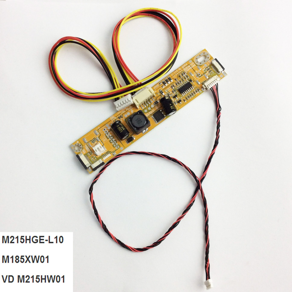 M215HGE-L10 M185XW01 VD M215HW01 VB 6pin LED Universal  Inverter
