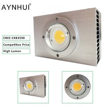 AYNHUI 2019 Spider Eshine System полный спектр Crees Cxb3590 гидропоники Cob Led Grow Light