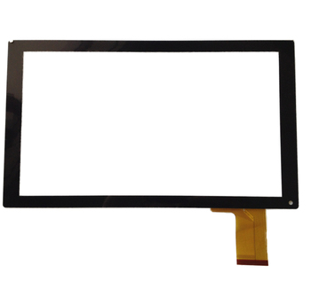 New 10.1 Inch Touch Screen Digitizer Glass Sensor Panel For Wolder MITAB THINK / Simbans IXL image
