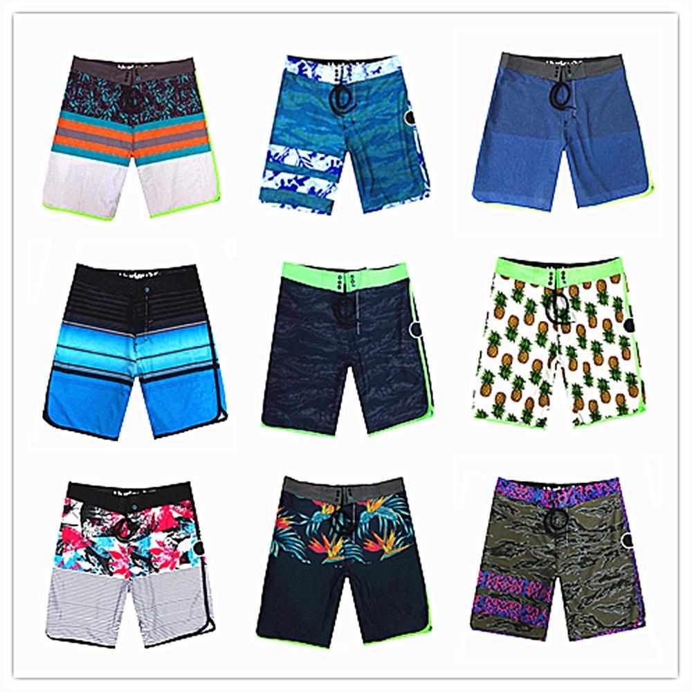 Wholesale Retail 2019 Brand Phantom   Board     Shorts   Men Quick Dry Elastic Mens Beach   Shorts   Sexy Spandex Bermuda Swimwear Swimsuit