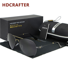 Polarized Aviator Sunglasses Men Driving UV400 TAC Lens Sunglass Man Coating Mirror Sun Glasses Oculos De Sol Masculino X1