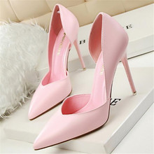 Women's sandals new fashion sexy nightclubs thin women's shoes stiletto super high heel shallow mouth pointed hollow shoes american ultra high heel fashion nightclubs sexy thin with thin shoes crossed with water platform fish mouth women s shoes