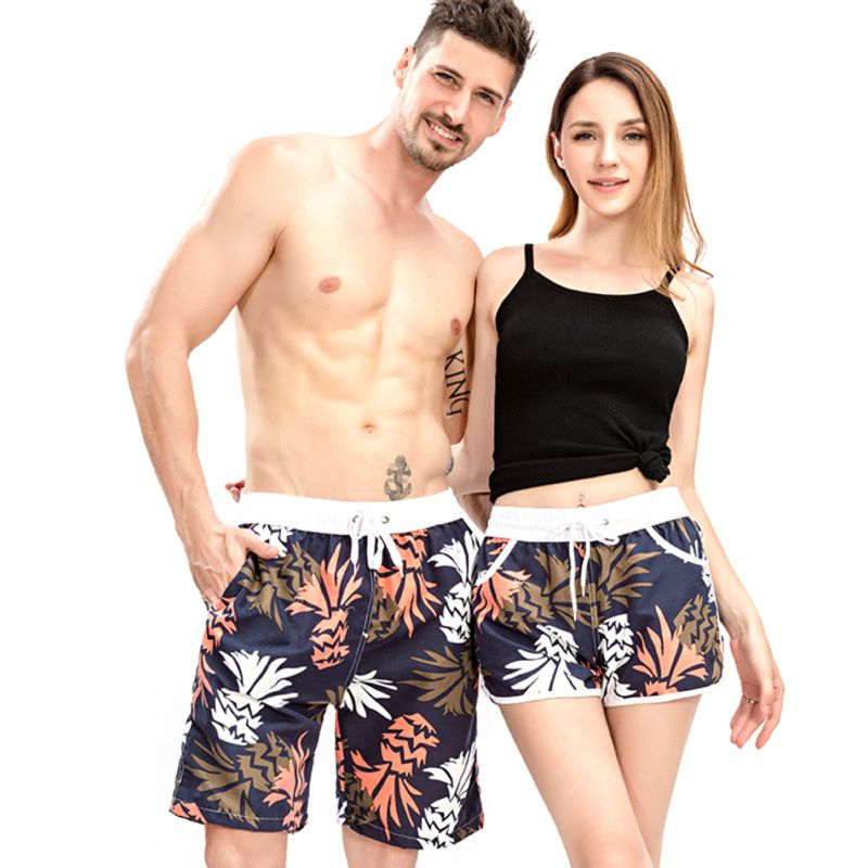 Impartial Cockcon 2019 New Summer Man/lovers Beach Short Pants Quick Drying Print Shorts Casual Fashion Shorts For Couples Q3 Strengthening Waist And Sinews Men's Clothing