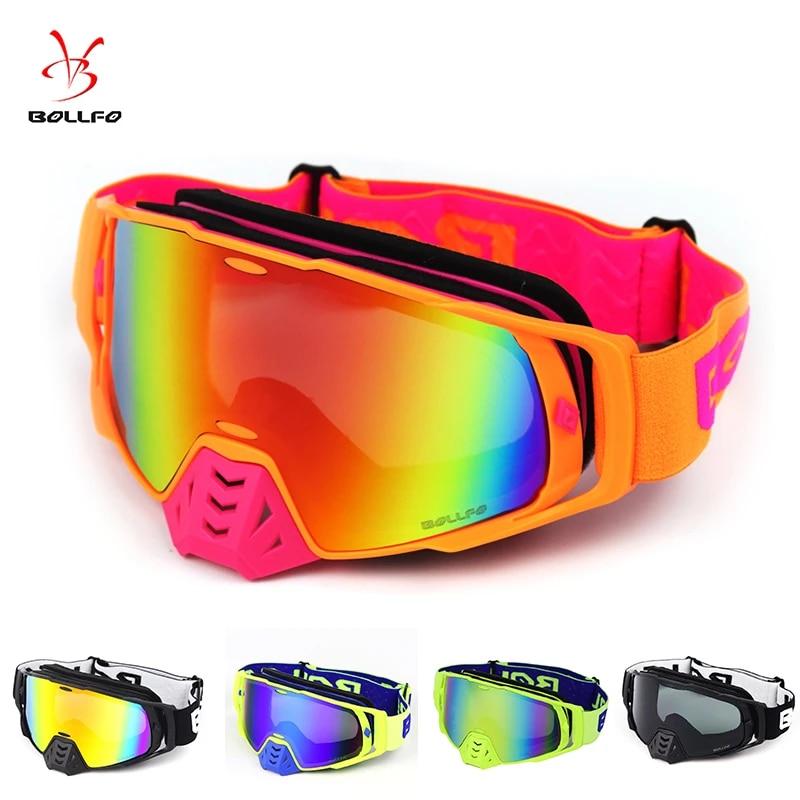 NEW Motocross Off Road Goggles Motorbike Anti-UV Glasses Bike ATV MX Protector