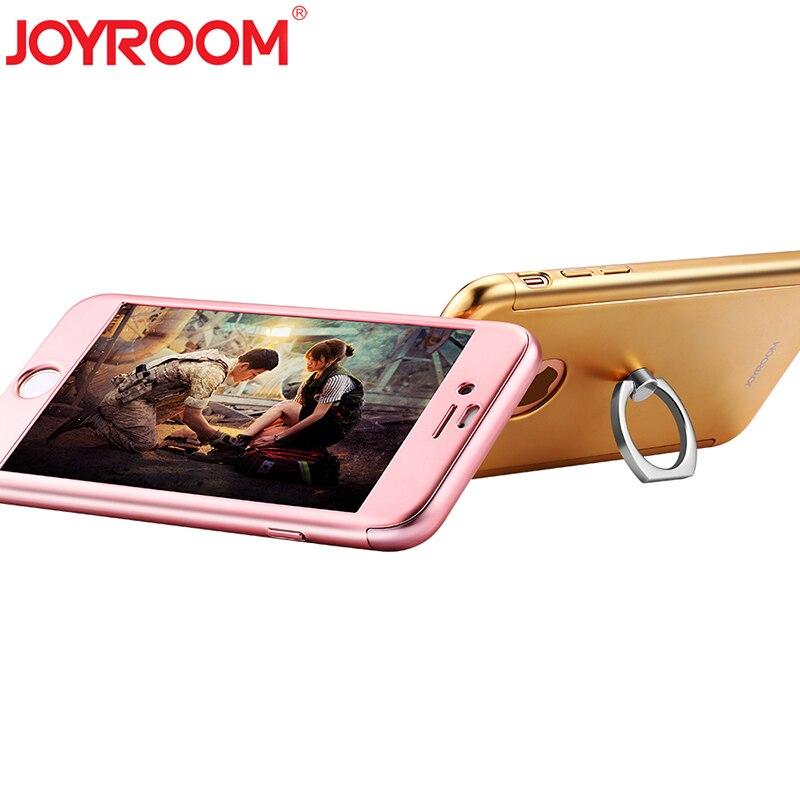 imágenes para Caso Para El Iphone 6 plus cubierta 5.5 pulgadas Escarabajo serie PC caso trasero duro shell con el Anillo de Soporte para Apple iphone 6 s plus