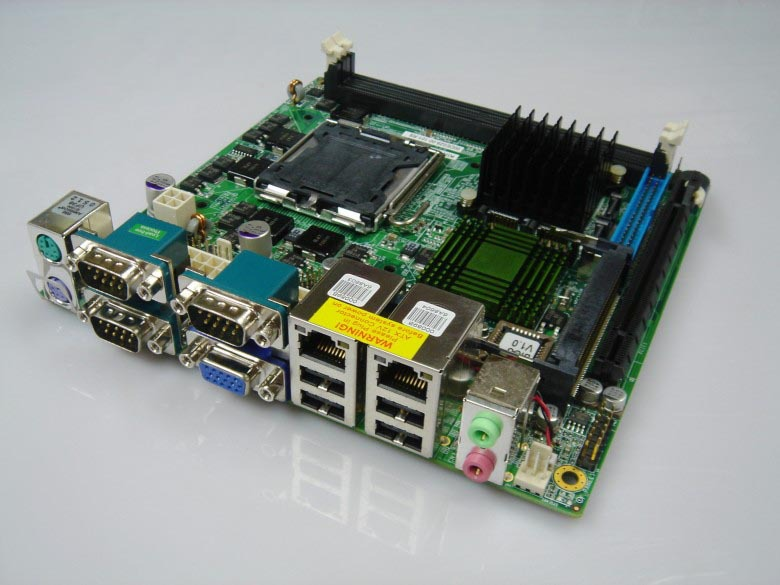 Board industry kino-9454-r10 dual ethernet port com 17x17 packaging 100% tested perfect quality