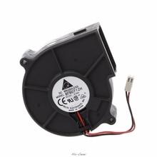 Для Delta BFB0712H 7530 DC 12 В 0.36A Вентилятор проектора центробежный вентилятор охлаждения 75x75x30 мм кулер вентиляторы