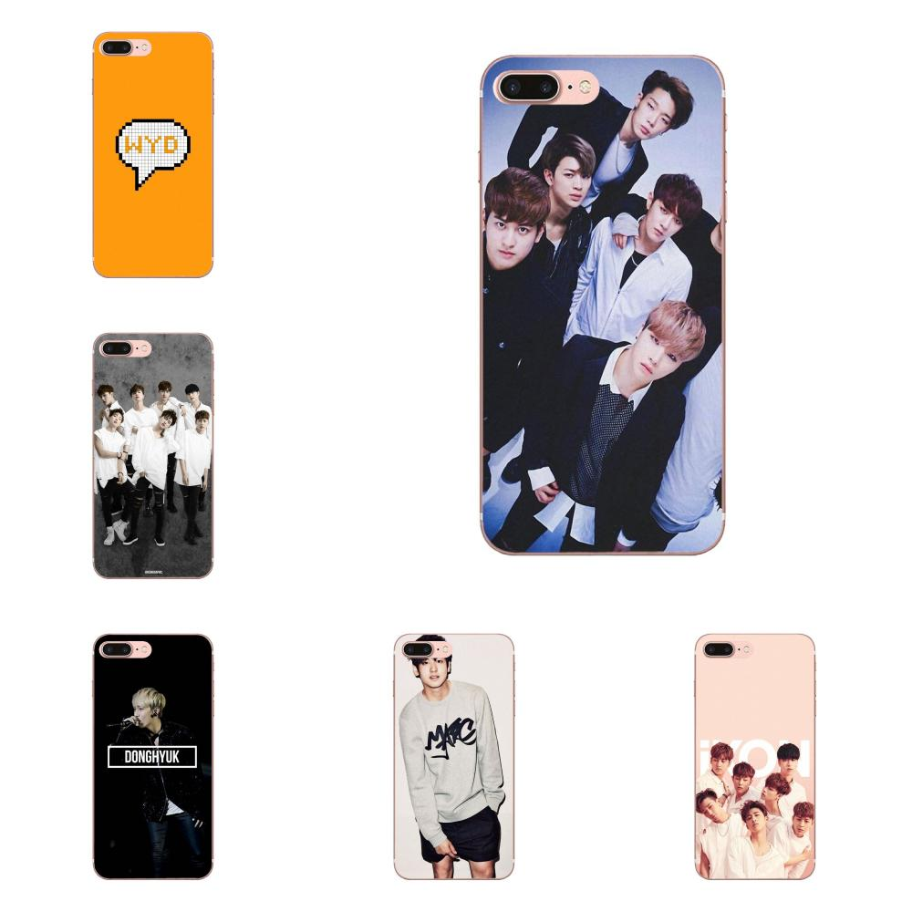 Luxury TPU Rubber Phone Case For Apple iPhone X XS Max XR 4 4S 5 5C 5S SE 6 6S 7 8 Plus Team Ikon Wallpaper Able image