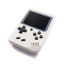 Children Retro Mini Handheld Game Console Built-in 168 Classic Games Puzzle Game Player Best Gift for Child Pocket Handheld game