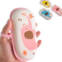 Bath Brushes Shower Products Comfortable Soft Towel Accessories Infant Children Rub baby Rubbing Body Wash Sponge Cotton