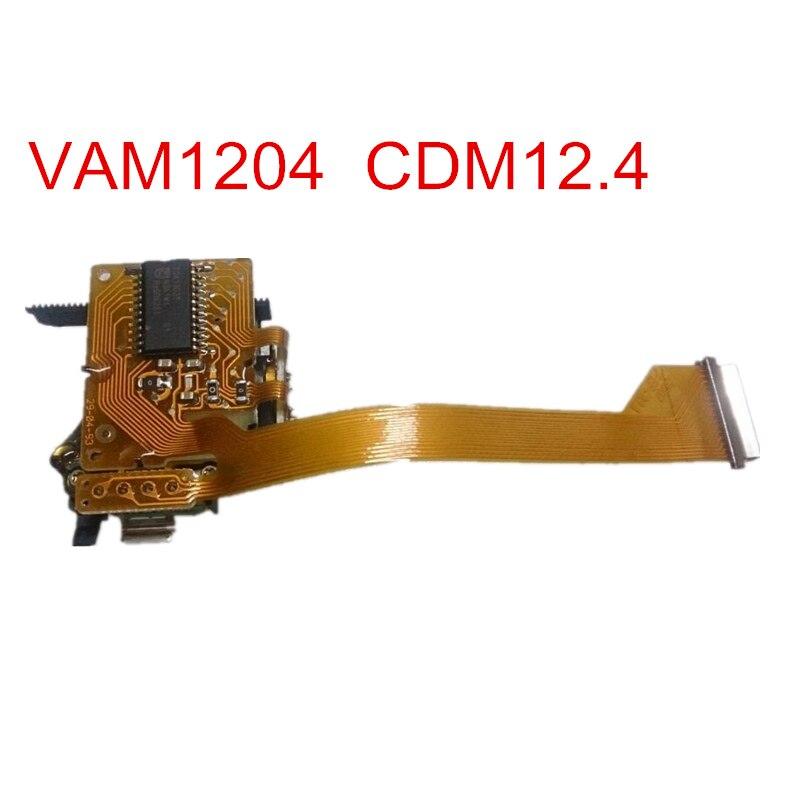 CDM12.4 CDM-12.4 VAM1204 VAM12.4 VAM-1204 CDM1204 CDM-1204 CDM12.5 lecteur CD Radio lentille Laser Pick-up optiques Bloc Optique