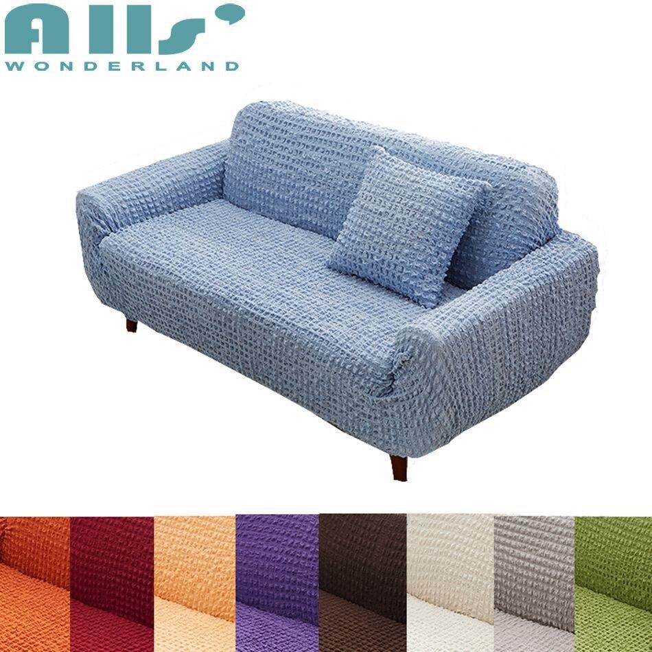 Aliexpress.com : Buy Solid Color Sofa Cover Spandex