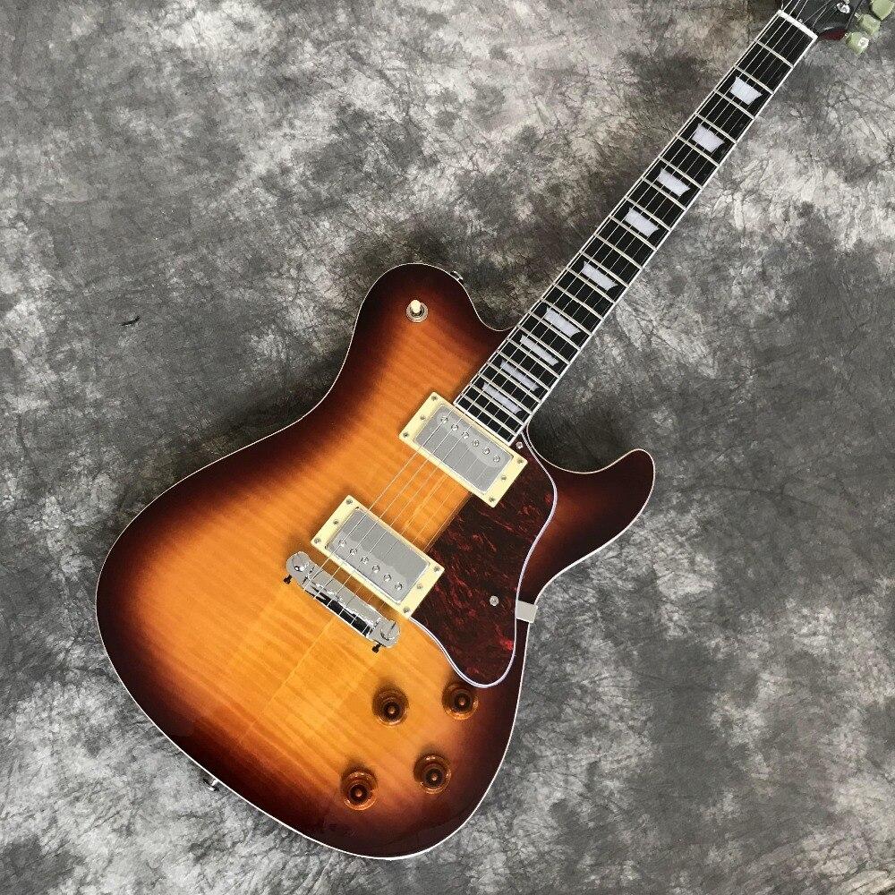Livraison gratuite nouvelle production de guitare électrique, toutes les couleurs disponibles, guitare électrique personnalisée