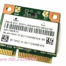 SSEA Atheros AR5B225 wifi Bluetooth BT 4,0 Половина мини PCI-E 300 Мбит/с беспроводная карта