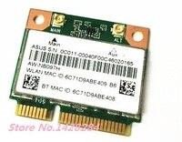 Ssea original novo atheros ar5b225 wifi bluetooth bt 4.0 metade mini pci-e 300 mbps cartão sem fio