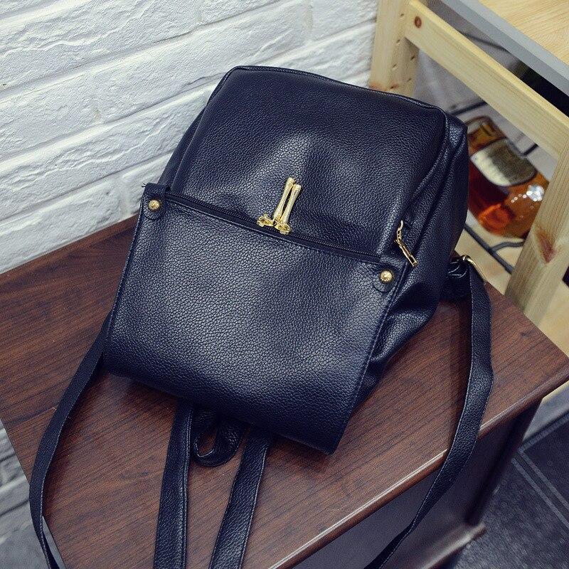 ombro mochila pu leather reino Marca : Wobag