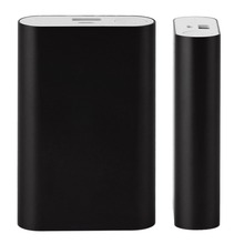 10000mah Power Bank case External Portable  Backup Bank USB Charger for XIAO MI Emergency Portable Power Bank Case