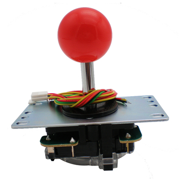 2 pcs Official Original Sanwa Joystick JLF-TP-8YT for MAME controller Arcade Controller fighting cabinet game